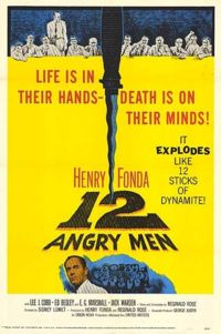 12 Angry Men (1957) Movie Poster
