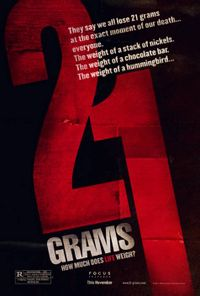 21 Grams Movie Poster