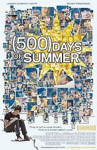 500 Days of Summer poster mini