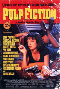 Pulp Ficiton poster
