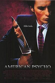 American Psycho poster