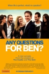 Any Questions for Ben poster