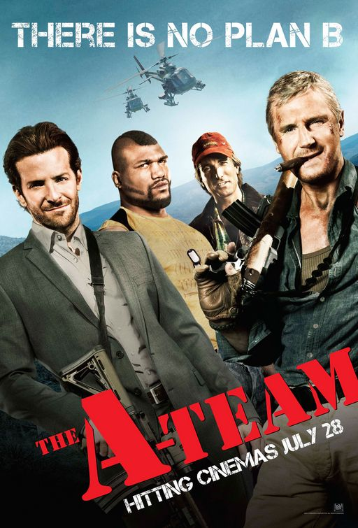 The A-Team (2010) movie poster
