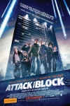 Attack the Block psoter