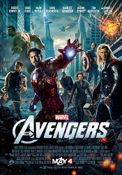The Avengers poster