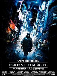 Babylon A.D. Movie Poster