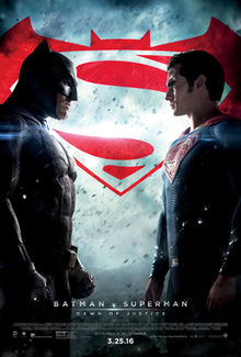 Batman vs Superman: Dawn of Justice poster