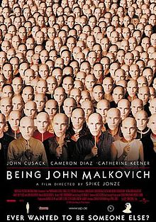 Being Jack Malkovich psoter
