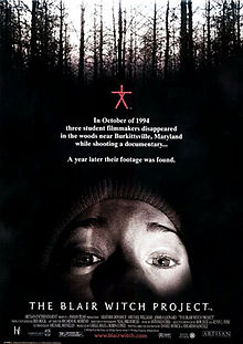 Blair Witch Project psoter