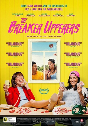 The Breaker Upperers poster