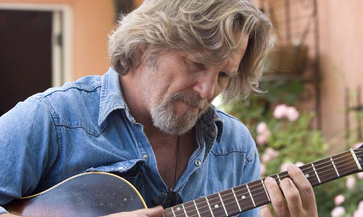 Jeff Briges in Crazy Heart