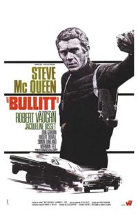 Bullit Movie Poster