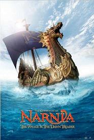 Chronicles of Narnia: Vpage of the Dawn Treader