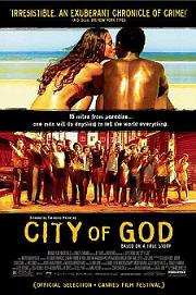 City of God Movie Poster