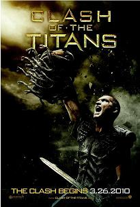 Clash of the Titans (2010) movie poster