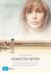 Closed for Winter poster
