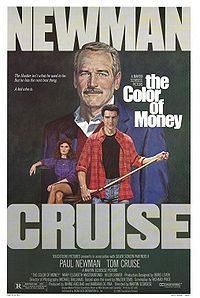 The Colour of Money poster