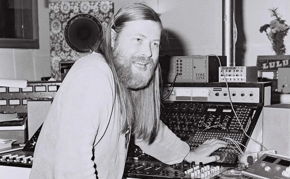 Conny Plank - The Potential of Noise image