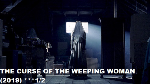 Curse of the Weeping Woman