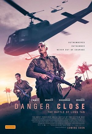Danger Close: The Battle of Long Tan poster