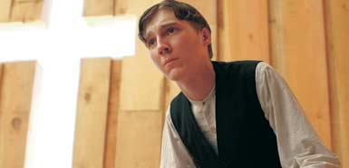 Paul Dano as Preach Eli Sunday in There Will Be Blood