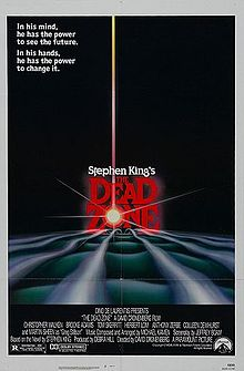The Dead Zone poster