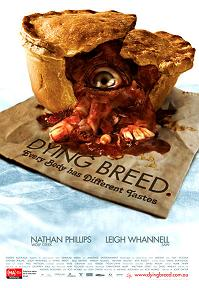 Dying Breed movie poster