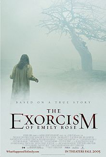Exorcism of Emily Rose poster
