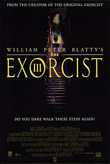 Exorcist III poster