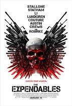 The Expendables poster mini