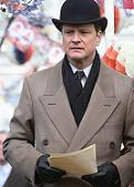 Colin Firth in Kings Speech
