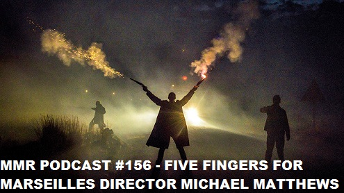 Five Fingers for Marseilles image