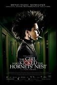 The Girl Who Kicked The Hornet's Nest poster