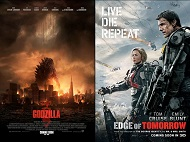 Godzilla & Edge of Tomorrow