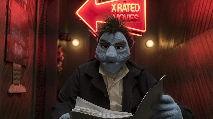The Happytime Murders image