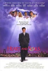 Heart and Souls movie poster