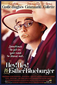 Hey Hey It's Esther Blueburger! poster