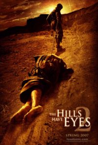 The Hills Have Eyes Part 2 poster