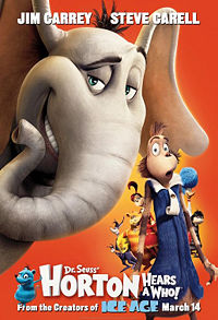 Horton Hears a Who? poster