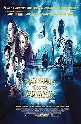 Imaginarium of Dr. Parnassus movie poster