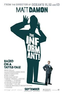 The Informant! movie poster