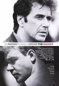 The Insider poster