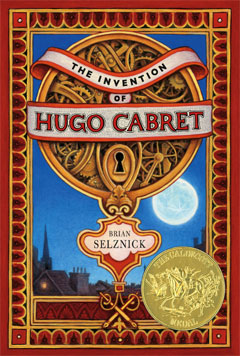 The Invention of Hugo Cabret poster