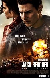 Jack Reacher: Never Go Back  Film Review   Matt's Movie ...