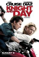 Knight and Day poster mini