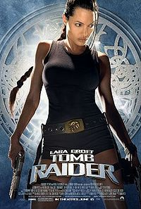 Lara Croft Tom Raider poster