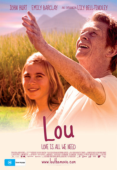 Lou movie poster