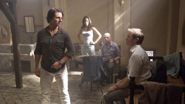 Mission Impossible Ghost Protocol image