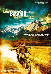 Motorcycle Diaries movie poster