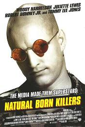 Natural Born Killer poster